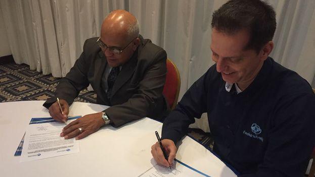 El Encuentro Empresarial Venezuela-Cuba, celebrado la semana pasada, también puso de relieve la intención de los productores cubanos de situar sus productos en Venezuela. (@fedeindustria)