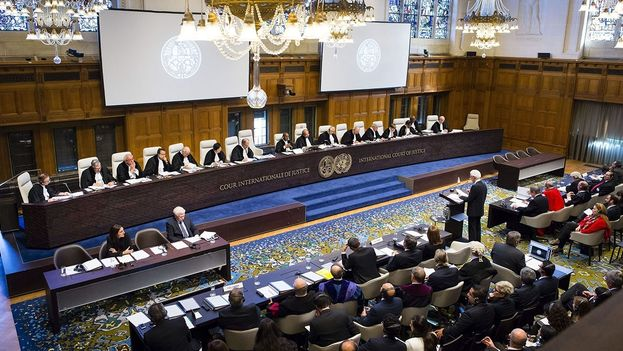 Venezuela ya forma parte de un examen preliminar abierto por iniciativa propia de la Fiscalía de La Haya en febrero de este año. (CC)