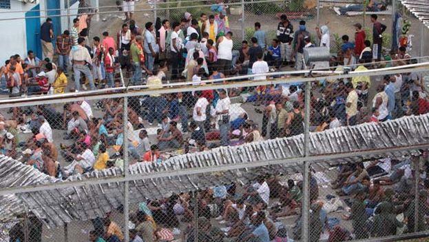 """Las cárceles de Venezuela son objeto de la transformación del """"nuevo sistema penitenciario"""" para la construcción """"del hombre nuevo""""."""
