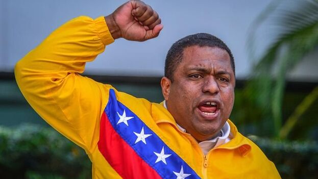 """Veppex dijo en un comunicado que """"un 90% del pueblo venezolano"""" se abstuvo de participar en la """"farsa"""". (EFE)"""