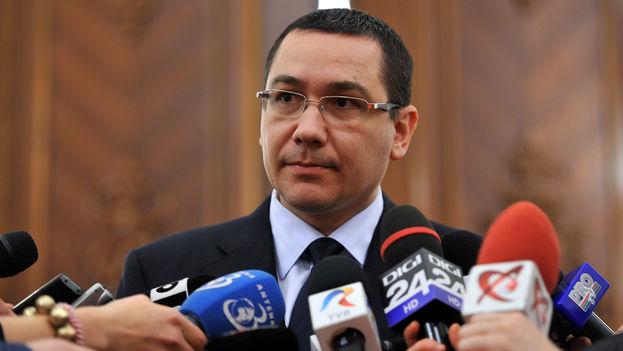 Victor Ponta se enfrenta a un juicio por evasión fiscal, blanqueo de dinero y falsedad documental. (CC)
