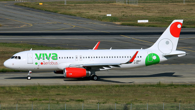Lo vuelos chárter de Viva Aerobus tendrán dos frecuencias semanales los martes y sábados. (Wikimedia)