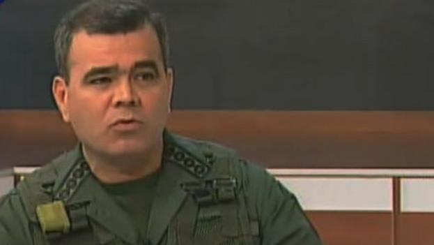 Vladimir Padrino López, Ministro de Defensa de Venezuela (CC)