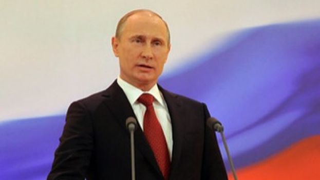 Vladimir Putin pronunció este 1 de diciembre el discurso anual sobre el estado de la nación. (@PutinRF_Eng)