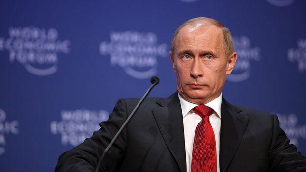 El presidente ruso, Vladmir Putin, en una imagen de 2009. (World Economic Forum)