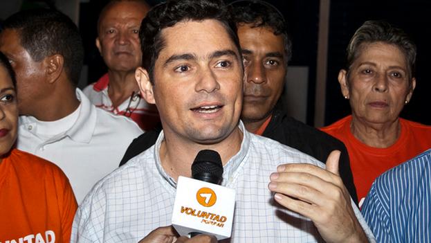 El coordinador político de Voluntad Popular, Carlos Vecchio. (carlosvecchio.com)