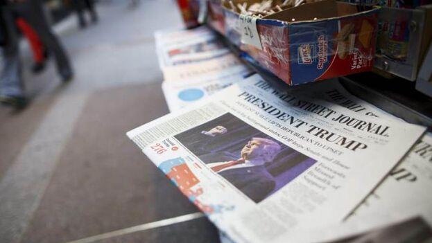 La 'guerra' de expulsiones de periodistas entre Washington y Pekín comenzó tras la publicación de un texto en el 'Wall Street Journal' que el Gobierno chino consideró racista.