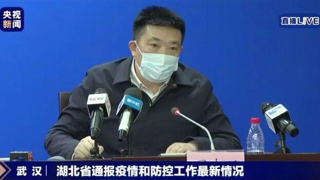 El alcalde de Whuan reconoció que hasta cinco millones de personas abandonaron la ciudad con motivo de la celebración del Año Nuevo. (Captura)