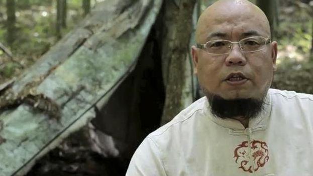Wu Gan Wu saltó a la fama en 2009 al denunciar el caso de Deng Yujiao, una joven china que mató a un político local cuando éste intentó abusar sexualmente de ella. (EFE)