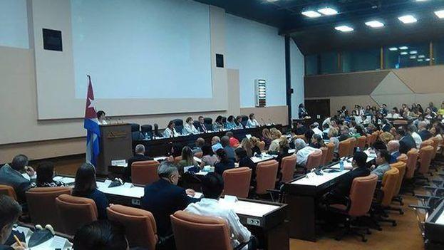 La firma del convenio entre Cuba y Ecuador es parte de las actividades del XI Congreso Internacional Universidad 2018. (Cubadebat)