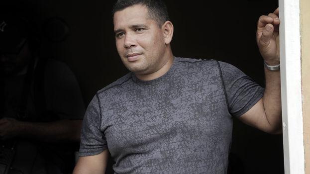 Yoendry Batista trabajaba clandestinamente en Ciudad de Panamá hasta que consiguió los recursos para seguir su camino a Estados Unidos. (el Nuevo Herald)