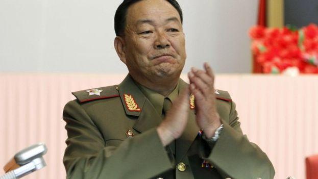 El general Kim Yong-chol, en alto cargo del régimen norcoreano, conversó con el presidente de Corea del Sur, Moon Jae-in. (EFE)