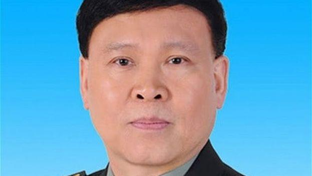 El general Zhang Yang fue encontrado ahorcado en su casa el pasado día 23, aunque la noticia no ha trascendido hasta este 28 de noviembre. (Xinhua)