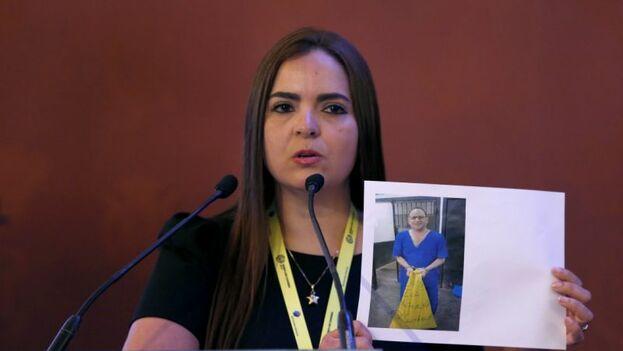 La abogada venezolana Tamara Suju. (EFE)