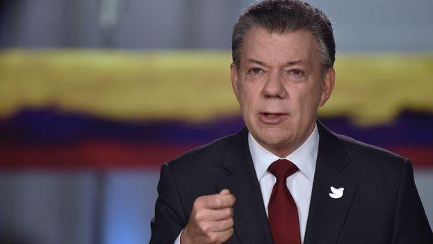 El acuerdo será firmado el próximo jueves en Bogotá. (@JuanManSantos)