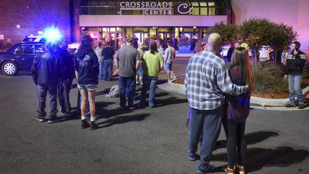 Un hombre apuñala a ocho personas en un centro comercial de Minnesota. (EFE)