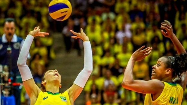 Los atletas brasileños tuvieron una jornada de éxitos en Lima. (Twitter)