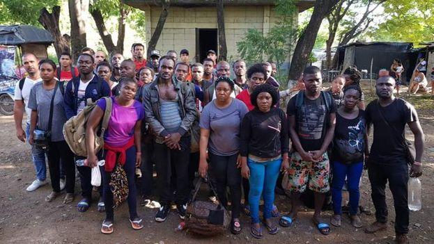 En lo que va de 2019, las autoridades hondureñas han detenido a 2.100 inmigrantes extranjeros.
