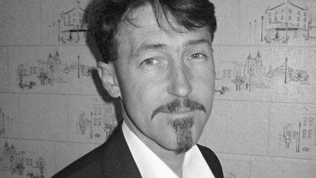 El opositor bielorruso Vitold Ashurok, recién fallecido en extrañas circunstancias en prisión. (Bysol)
