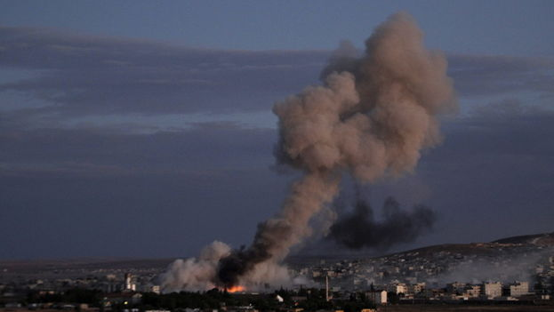 El bombardeo se produjo a 125 kilómetros al norte de la capital, Mogadiscio. (EFE)