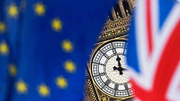 Una pequeña mayoría de los británicos decidió salir de la Unión Europea. (EFE)