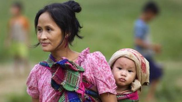 Madre tailandesa. (unrefugees.org.au)