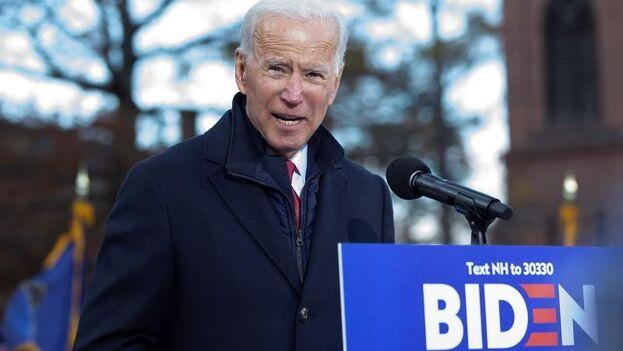 En la imagen el candidato demócrata, Joe Biden. (EFE/CJ Gunther/Archivo)