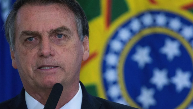 """Desde que era candidato a las elecciones presidenciales que ganó en octubre de 2018,Bolsonarodefendía un Brasil """"similar"""" al de """"hace 40 o 50 años"""". (EFE)"""