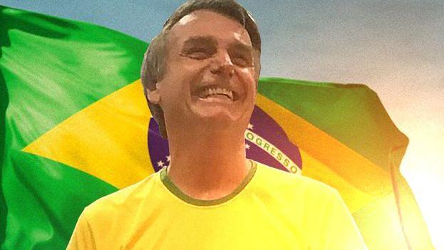 El candidato de ultraderecha se ha impuesto al sucesor de 'Lula', como preveían todas las encuestas. (jairbolsonaro)