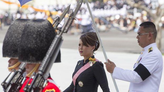 La candidatura de Ubolratana es un movimiento inédito en la política tailandesa. (China Daily)