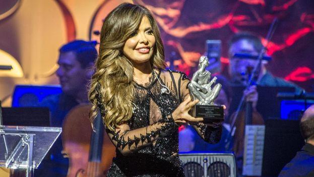La cantante mexicana Gloria Trevi. (EFE)