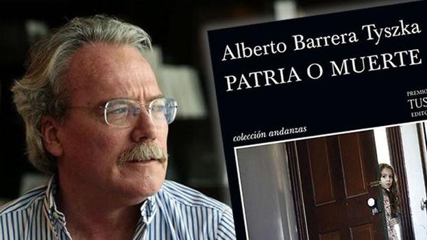 El novelista caraqueño Alberto Barrera Tyszka. (Nalgasylibros.com)
