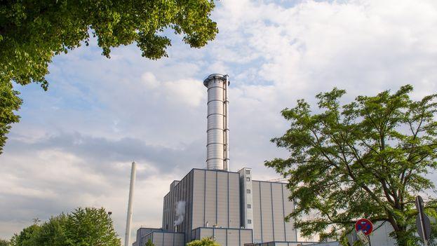 Una central eléctrica. (CC)