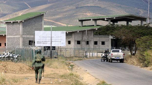 Un centro penitenciario en Venezuela. (EFE)