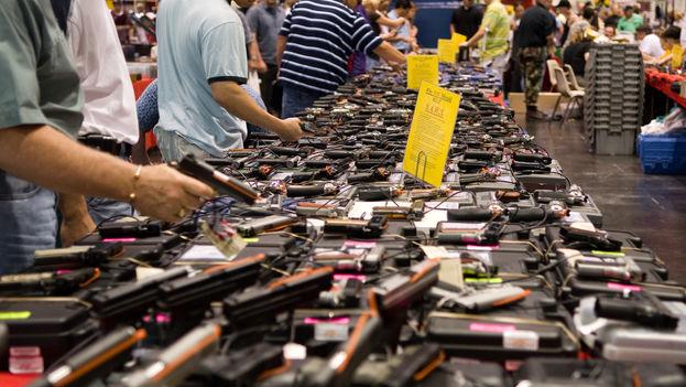 Desde el 1 de enero, los ciudadanos de Texas con licencia están autorizados a portar pistolas a la vista. (Wikimedia)