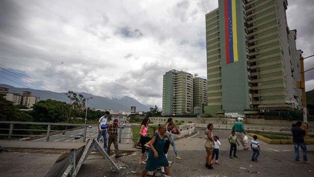 La cleptocracia y el narcotráfico han carcomido las estructuras del Estado venezolano, según la investigación. (EFE)