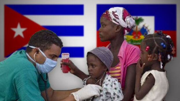 La colaboración médica entre Cuba, Haití y Noruega se remonta a 2012. (Cubadebate)