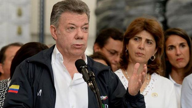 """El mandatario pidió a los colombianos generosidad  con los venezolanos y recordó que el país petrolero """"fue muy generoso con Colombia"""" en décadas pasadas. (EFE)"""