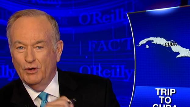 El comentarista de la cadena Fox Bill O'Reilly. (Fotograma)