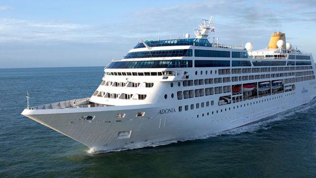 El crucero comenzará y terminará en domingo y hará los viajes a Cuba una semana sí y otra no. (Fathom)