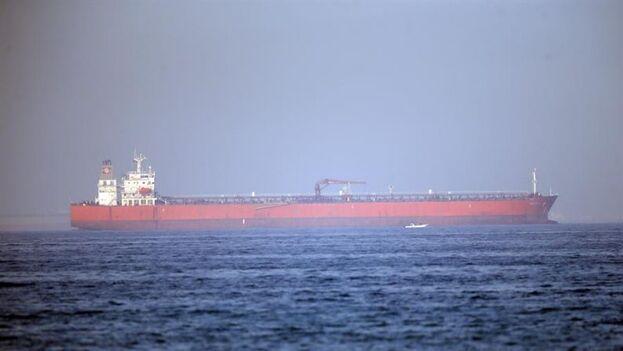Los cuatro buques fueron confiscados en los días previos después de que un juez federal lo autorizara la semana pasada y se dirigen en estos momentos hacia Houston (Texas). (EFE/EPA/Ali Haider/Archivo)