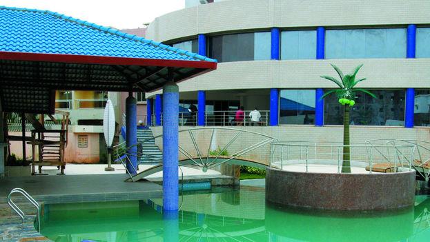 Con el turismo resentido por el conflicto, el hotel Radisson de Bamako aloja, sobre todo, a hombres de negocios y cascos azules de la ONU. (Hoteles Radisson)