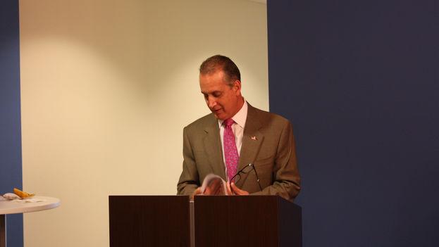 El congresista cubanoamericano Mario Díaz-Balart. (FLICKR)