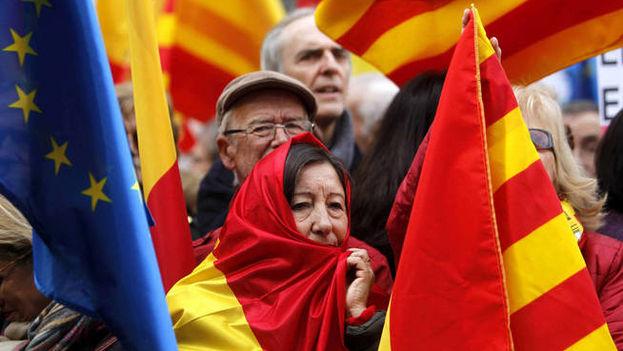 La secesión de cualquier región española tendría que ser una decisión racional y consensuada dentro de una ley que tuviera en cuenta el carácter permanente de una medida que afectaría a generaciones futuras. (EFE)