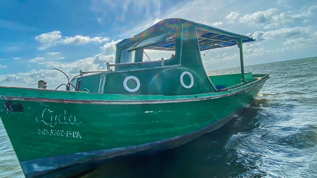 En los últimos meses ha aumentado considerablemente el número de cubanos que se lanzan al mar con la intención de llegar a Estados Unidos. (Thomas G. Martin/ Twitter)