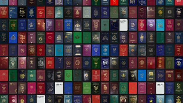 La consultoría financiera Arton Capital ha ordenado los pasaportes en base al número de países a los que permite acceder sin otros trámites.