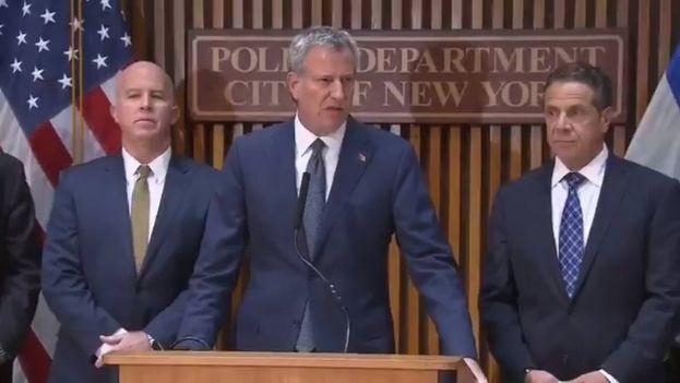 La policía está coordinada para realizar una investigación a nivel nacional de lo que ya consideran actos terroristas.