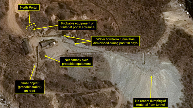 Bombarderos de EEUU vuelan frente a costa norcoreana