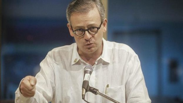 El canciller costarricense, Manuel González. (Foto EFE)