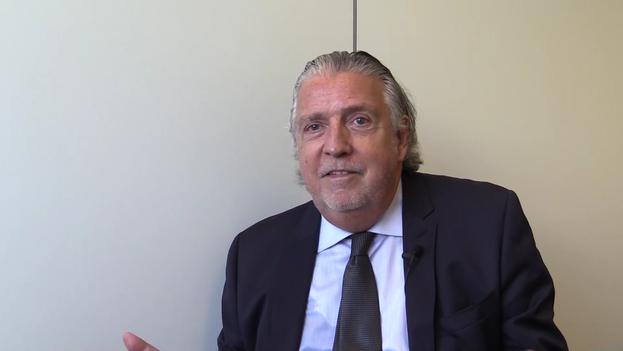 """El embajador de la Unión Europea en La Habana, Herman Portocarero, espera que el acuerdo se convierta en un """"verdadero instrumento político"""" (capacity4dev.eu)"""